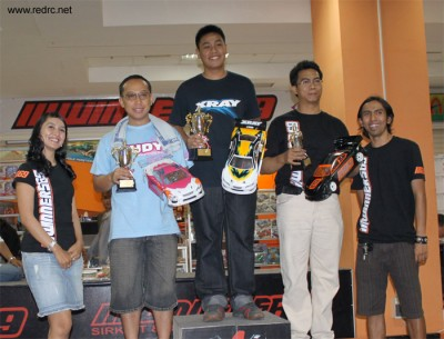 Winners69 Year End race party
