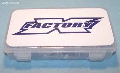 X Factory Box 'O Bolts