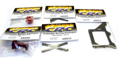 CRC Pink Pro Cuts, Final Cut & Battle Axe upgrades
