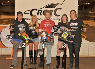 Tebo dominates CRCRC Midwest Electric Champs
