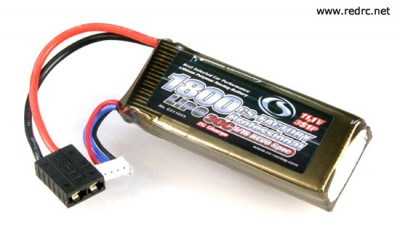 CS-Factory Professional 1800mAh LiPo pack