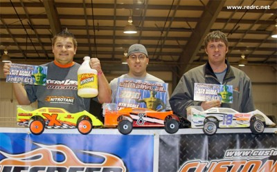 Gary Guffey wins 2010 Chili Bowl Jr