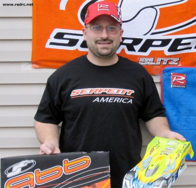 Ciccarello to run 966, joins Serpent America sales team