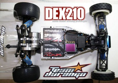 Durango DEX210 2wd buggy prototype