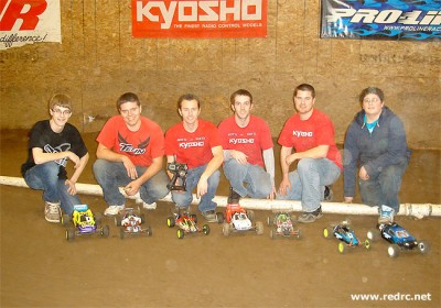Electric Championship Tour Rd3 report
