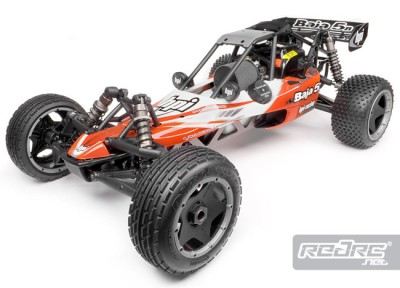 HPI Racing 2.4GHz Baja & High torque servo