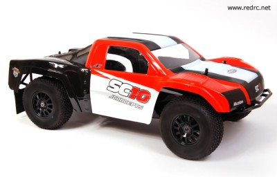 JConcepts Slash 4x4 overtray & Manta SC