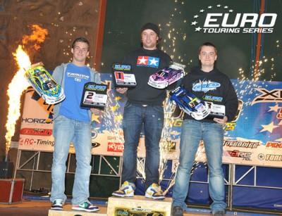 Rheinard is Czech ETS Champion