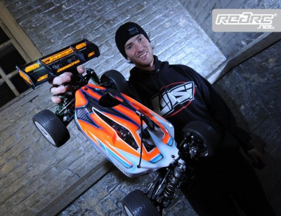 Lee Martin confirmed at Losi in 2010