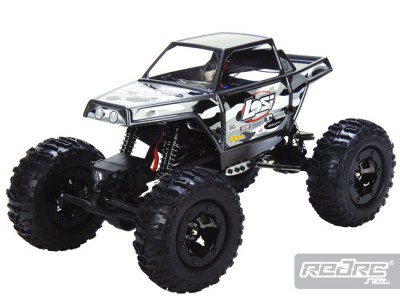 Losi 1/18 Mini-Rock Crawler BND