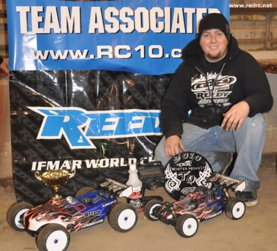 Ryan Maifield takes Truggy at Winter MW Champs