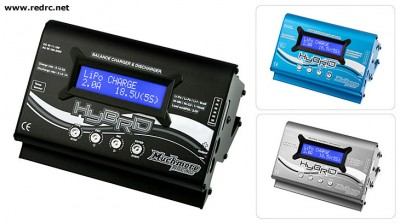 Much More Hybrid balance charger & discharger