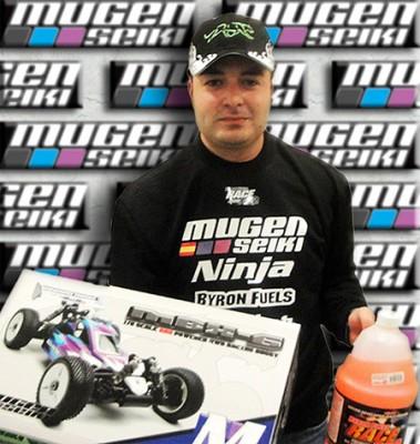 Adrien Perez Mayoral joins Spanish Mugen team