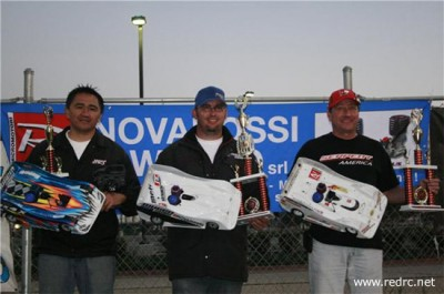 Swauger & Ishitani win big at Novarossi Challenge Rd1