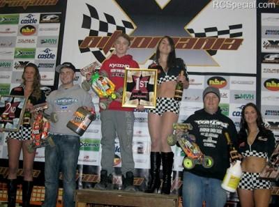 David Ronnefalk takes victory at Nitromania X