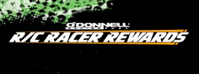 O'Donnell $120,000 R/C Racer Reward$