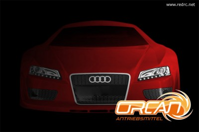 Orcan Audi now available in 200mm & 190mm
