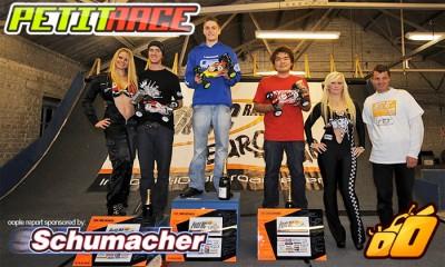 Joern Neumann takes 2wd class at Petit Race