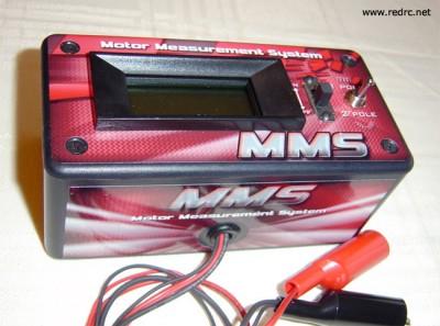 RMS Motor Measurement system
