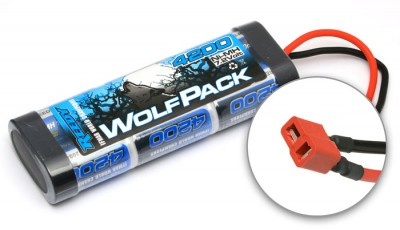 Reedy Wolfpacks now Deans Ultra Plug equipped