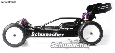 Schumacher Cougar SV update