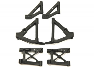 Serpent 733 Hard Nylon suspension parts