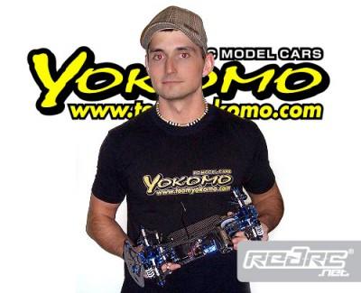 Steven Weiss joins Team Yokomo