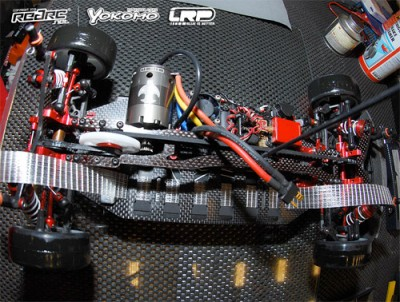 Kyosho's all new Touring car