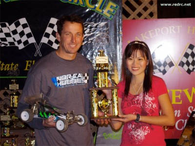 Kevin Jelich takes 2wd Mod at Golden State