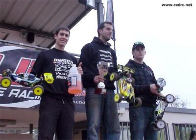 Yannick Aigoin wins Ultimate Racing Cup