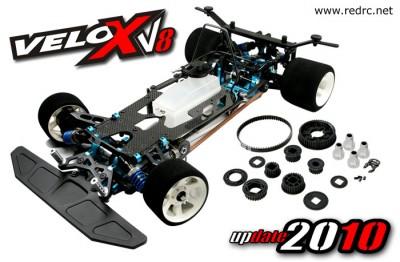 Shepherd Velox V8 2010