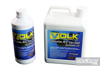 VOLK genuine RC Car racing fuel