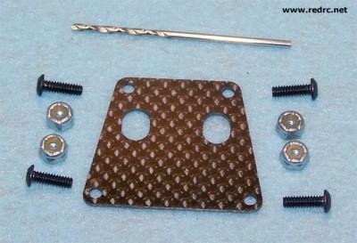 X-Factory X-60 Body reinforcement plate