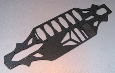 Yokomo BD5 Flex chassis plate