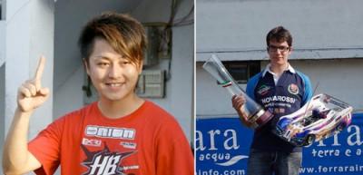 ABEC35 sign Atsushi Hara & Andrea Pirani