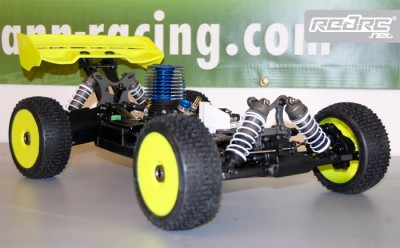 Ansmann Racing V8 1/8th scale buggy