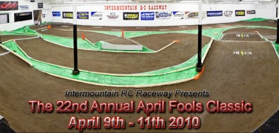 22nd Annual April Fools Classic - Announcement