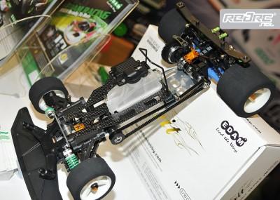 Edam Prototype 1/8th scale