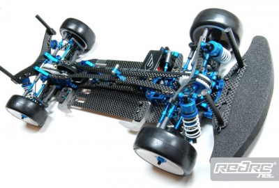 Exotek Racing 416XL chassis
