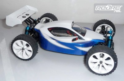 Frogger Racing products Goblin bodyshell