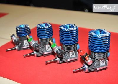 Gi-Mar Mig engine lineup