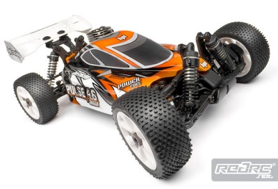 HPI Pulse RTR 1/8th scale buggy