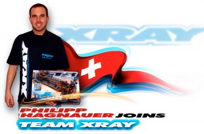 Philipp Hagnauer joins Xray Switzerland