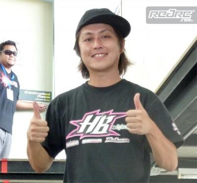 Atsushi Hara claims 2010 TITC title