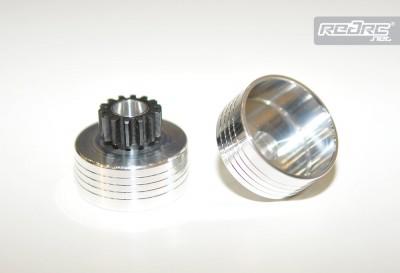 PSM Racing Aluminium Clutch Bells