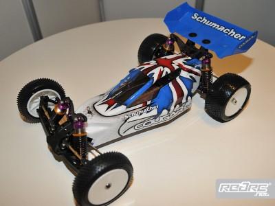 Toy Fair 2010 - Schumacher Cougar SV