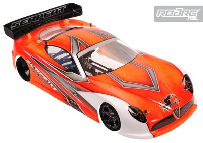 Serpent S100 World GT chassis
