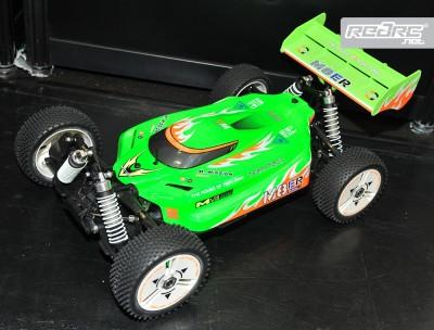 Team Magic M8ER brushless buggy