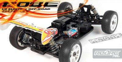 Xray 808E Luxury 1/8 Electric Off-road buggy