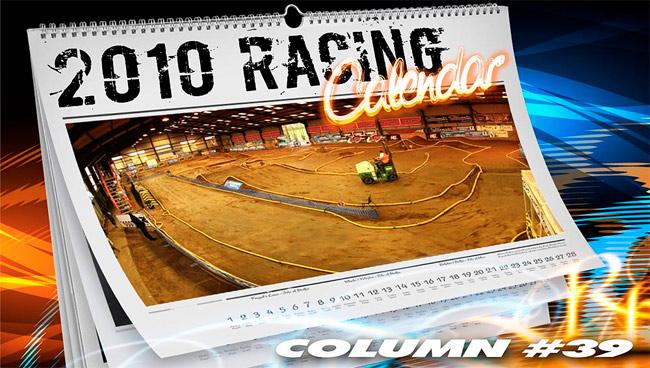 X Ray Calendar : Xray column racing calendar hobbytalk